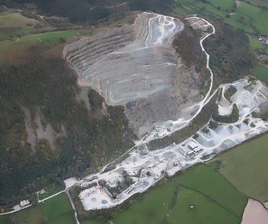 Criggion Quarry