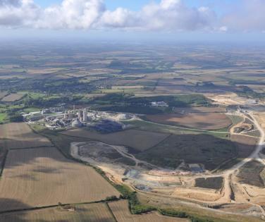Ketton aerial