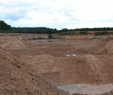 Misson quarry